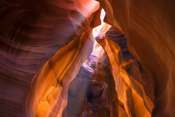 Antelope Canyon, rondreis Amerika - opDroomreis.nu