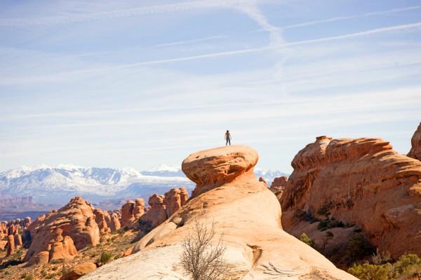 Arches National Park, rondreis Amerika - opDroomreis.nu