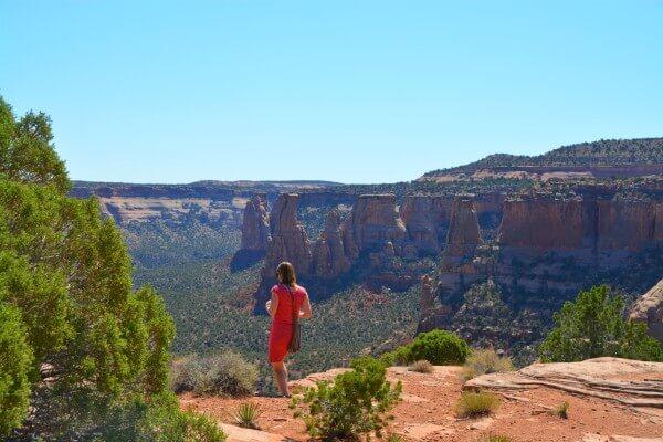 Colorado National Monument, rondreis Amerika - opDroomreis.nu