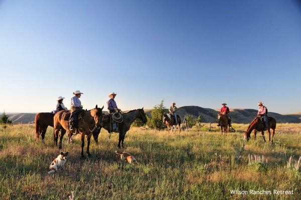 Fossil, Oregon - Wilson Ranches Retreat, rondreis Amerika - opDroomreis.nu