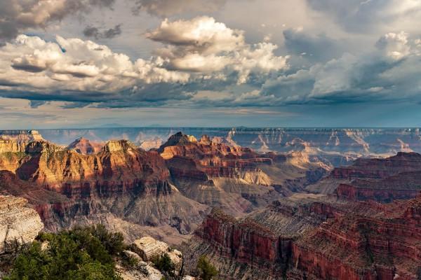 Grand Canyon NP, North Rim, rondreis Amerika - opDroomreis.nu