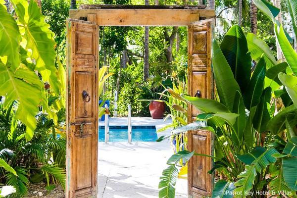 Key West, Parrot Key Hotel & Villa - rondreis Amerika, opDroomreis