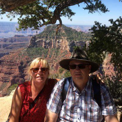 Grand Canyon NP North Rim, rondreis USA - recensie opDroomreis.nu