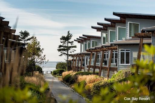 Tofino, Cox Bay Resort, rondreis West-Canada - opDroomreis.nu