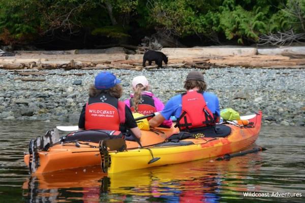 Vancouver Island, Orca Camp, Wilderness Adventures, rondreis West-Canada - opDroomreis.nu