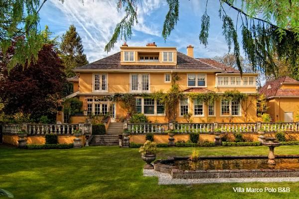 Victoria, Villa Marco Polo B&B, rondreis West-Canada - opDroomreis.nu