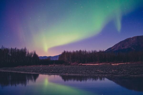 Portage, Noorderlicht, rondreis Alaska en Yukon - opDroomreis.nu