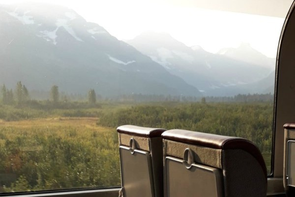 Treinreis Alaska   Reisverhalen Alaska   lees ervaringen van anderen   opDroomreis.nu