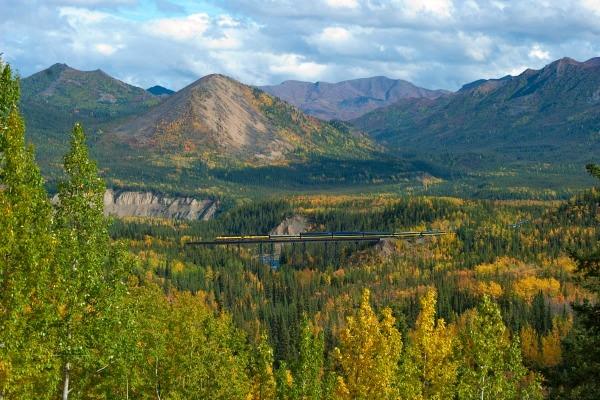 Denali Star Train | Treinreis Alaska: ontspannen én bijzonder | opDroomreis.nu