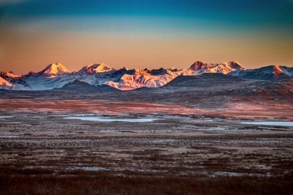Denali Highway, Maclaren Summit, rondreis Alaska en Yukon - opDroomreis.nu