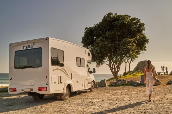 Beach, Maui, camperreis - rondreis Australië, opDroomreis.nu