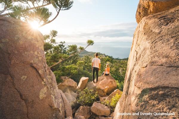 Magnetic Island, Forts walk - rondreis Australië, opDroomreis.nu