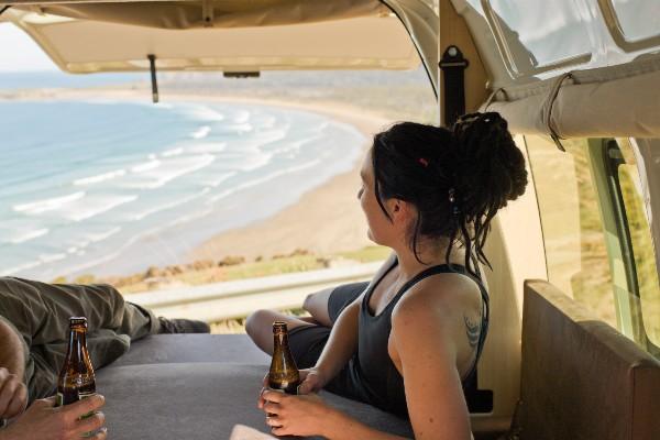 Mighty, view double down, camperreis - rondreis Australië, opDroomreis.nu