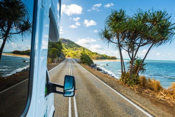 Queensland driving, Maui, camperreis - rondreis Australië, opDroomreis.nu