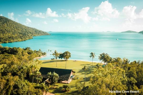 Whitsundays, Paradise Cove Resort - rondreis Australië, opDroomreis.nu
