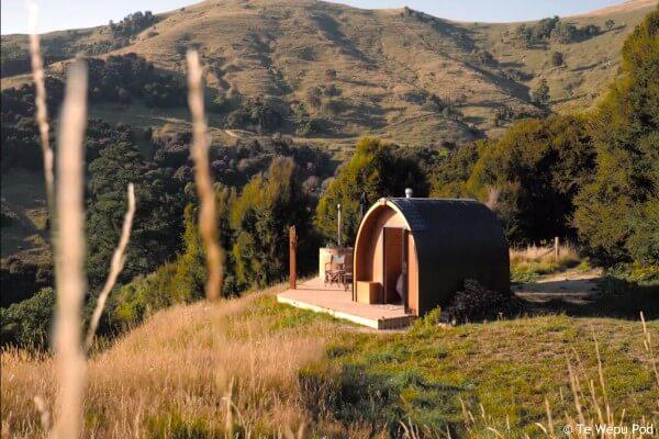 Akaroa, Te Wepu Pod - rondreis Nieuw-Zeeland, opDroomreis.nu