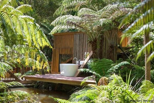 Auckland, Warblers Retreat - rondreis Nieuw-Zeeland, opDroomreis.nu