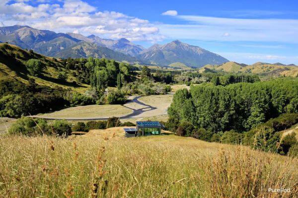 Kaikoura, PurePod - rondreis Nieuw-Zeeland, opDroomreis.nu